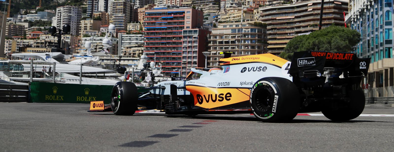 2021 Monaco Grand Prix – Free Practice